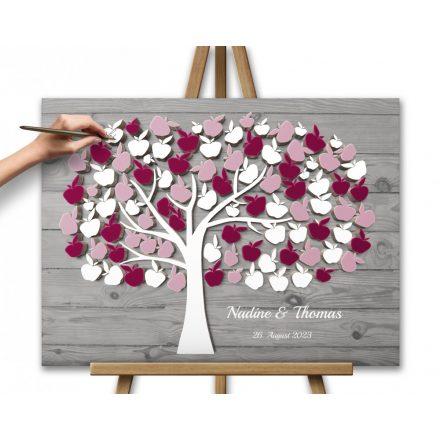 Hochzeitsbaum, Wedding tree Apfelbaum