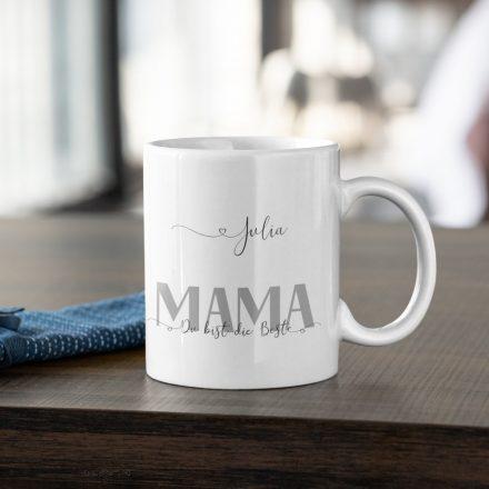 Geschenk für Mama, Tasse , personalisiert