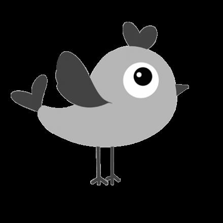 Mama Papa Danke Text Poster