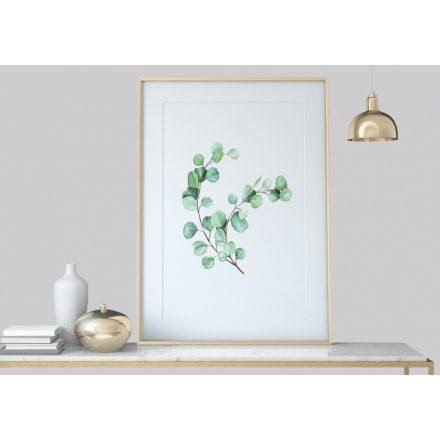 Eukalyptus Poster Druck, Pflanzendruck
